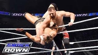 Sami Zayn vs. The Miz: SmackDown, May 5, 2016