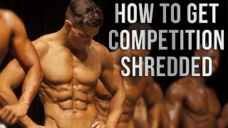 How To Go From Lean To SHREDDED! ft. Vitruvian Physique