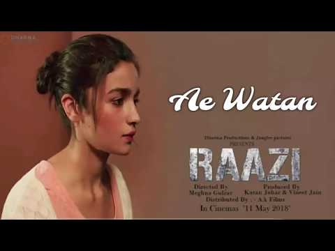 Xxx Mp4 Ae Watan Jaane Ja Jane Man Raazi Full Song Arijit Singh Shankar Ehsaan Loy Gulzar 3gp Sex