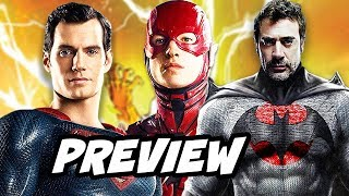 Justice League Early Reviews and The Flash Flashpoint Crossover
