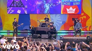 Fall Out Boy - The Last Of The Real Ones (Live On Good Morning America)