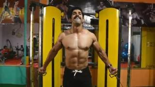 My first workout video | Rubal Dhankar | Roadies X4 | Delhi Police | Motivational |