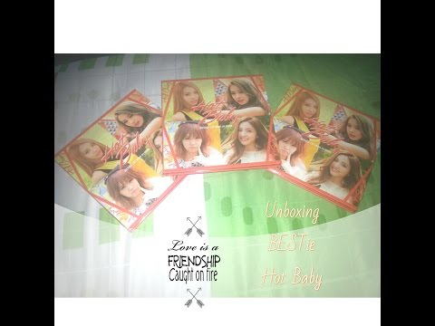 Xxx Mp4 Unboxing BESTie 베스티 1st Mini Album Hot Baby Autograped Mwave Special 3x 3gp Sex