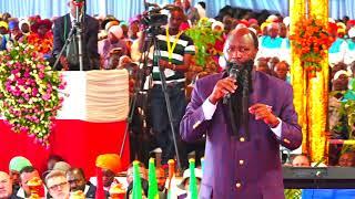 Prophet Dr. Owuor - The Faith Of The Centurion I