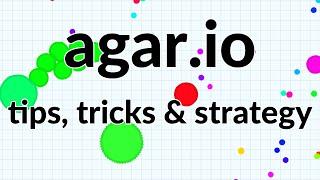 agar.io Tips, Tricks & Strategy