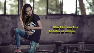 Zorini Khiangte feat 135, Ka Ngaidam Che.(Lyrics Video)