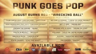 Punk Goes Pop Vol. 6 - August Burns Red