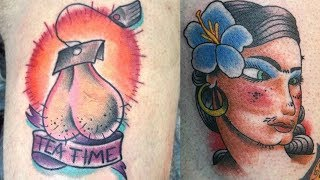 Worlds Worst Tattoos! #76