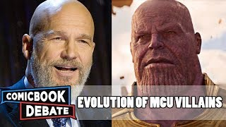 Evolution of MCU Villains in 18 Minutes (2018)