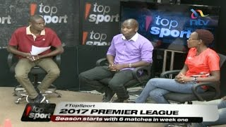 Top Sport: 2017 KPL Kick off - Season starts with 6 matched in week one