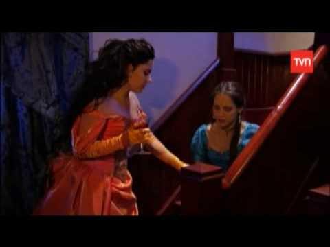 Conde Vrolok Capítulo 12 Úrsula besa a Emilia