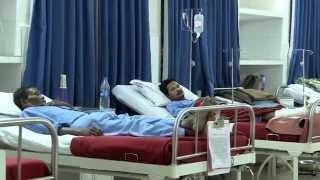 Tata Steel Hospital in Joda in Odisha, a beacon of hope