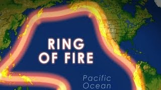 Ring of fire: New attention after active earthquake week