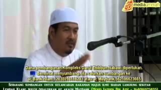 [27.01.15] Tafsir Surah An Nisa,ayat 4-Ustaz Ahmad Dusuki