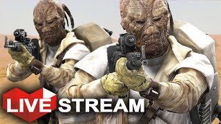 Star Wars Battlefront: Outer Rim | Attack of the Weequay! | Live Stream (Part 50)