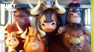 Ferdinand | All New Trailer for the Upcoming Animated Movie