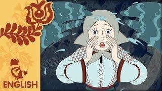 Hungarian Folk Tales: The Water Fairy