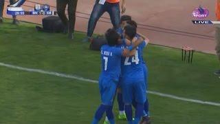 أهداف مباراة الميناء 2-0 السماوة   الدوري العراقي الممتاز 2016/17