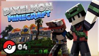PIXELMON FR S4 #4 - COMBAT CONTRE BROLY - Série multi | MOD Pokemon Minecraft Français