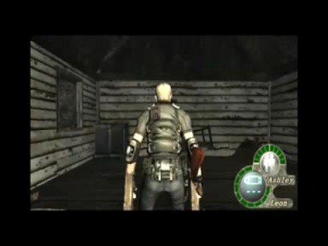 Resident evil 4 speed run Special 5