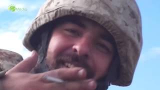 فيديو عثر عليه في موبايل أحد قتلى حزب الله شمال حلب
