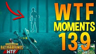 PUBG WTF Funny Moments Highlights Ep 139 (playerunknown