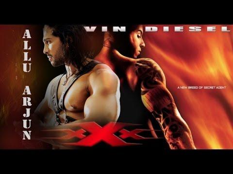 Xxx Mp4 XXX Return Of Xander Cage Trailer 2 Allu Arjun Version Film By MJ Prasad 3gp Sex