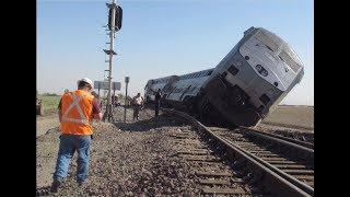 Train Crash Compilation Part 2