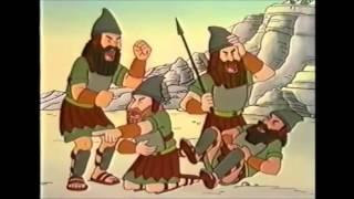 """6. Davi e Golias (coleção """"As Mais Belas Histórias da Bíblia Para Crianças"""")"""