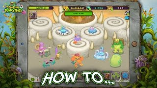My Singing Monsters How To: Use Composer Island