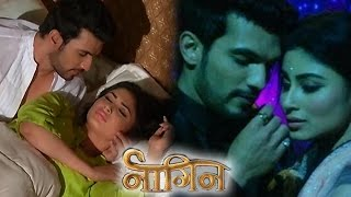 Naagin's Sexy Romantic Scenes Between Ritik & Shivanya