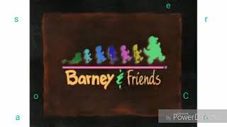 Barney and Friends Crossover Marathon Theme Song in G Major