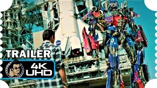 TRANSFORMERS: THE LAST KNIGHT IMAX Teaser Trailer (2017) Mark Wahlberg Action Movie [4k Ultra HD]