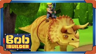 Bob the Builder US - Dino Rescues! 🌟 1 Hour | NEW Season 19 | Cartoons for Children