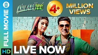 Khiladi 786 | Full Movie LIVE on Eros Now | Akshay Kumar, Asin & Mithun Chakraborty