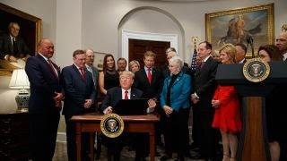 Trump executive order: What's next for health reform?