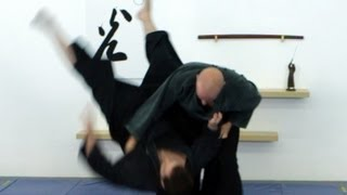 Joint locks, Ninjutsu, all the basic Ninja armlocks techniques - Interactive video for AKBAN wiki