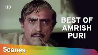 Amrish Puri Best Scenes from Benaam Badsha (HD) Anil Kapoor   Juhi Chawla - 90