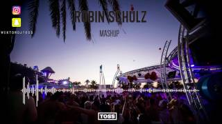 Robin Shulz feat. DBL - OK the House (TOSS MASHUP) [FREE DOWNLOAD!]