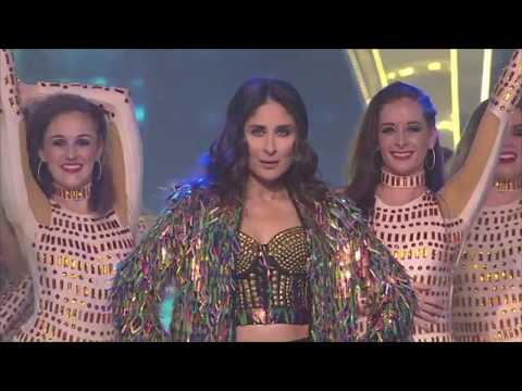 Madhuri Dixit and Kareena Kapoor Performances - Miss India 2018