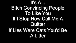 Scissor Sisters - I Can't Decide (with lyrics)