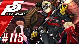 RYUJI'S THE STAR!- 12/6-12/9   Let's Play Persona 5 (blind) part 115   Persona 5 gameplay