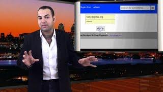 برمجة موقع إنترنت PHP & MySql في فيديو واحد