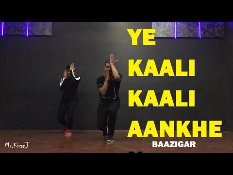 Xxx Mp4 Ye Kaali Kaali Aankhen Baazigar KiranJ DancePeople Studios 3gp Sex