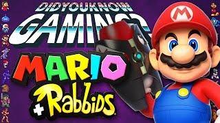 Mario + Rabbids Kingdom Battle - Did You Know Gaming? Ft. Remix of WeeklyTubeShow (Nintendo Switch)
