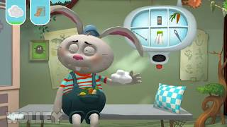 Fun Animals Care Forest Hospital - Baby Doctor Take Care Little Animal Kids Games