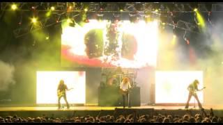 Megadeth- Live At Bloodstock 2014 [Full Concert]