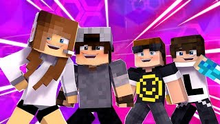 Minecraft: HARDCORE DUPLA (1/3) - O TIME BIBIDRO | BIBI |