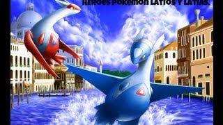 Héroes Pokémon: Latios y Latias [Audio Latino]