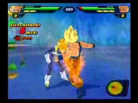 watch Dragon Ball Z Budokai Tenkaichi Comparisons